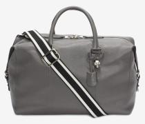 Reisetasche aus natürlich genarbtem Kalbsleder
