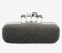 Jewelled Four Ring Clutch