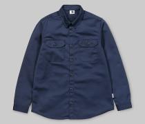 W' L/S Master Shirt / Hemd