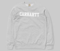 College Sweatshirt / Sweatshirt