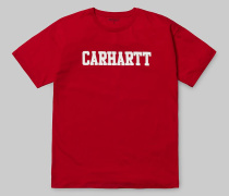W' S/S College T-Shirt / T-Shirt