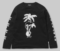 W' L/S Flamingo T-Shirt / T-Shirt