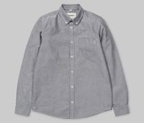 L/S Rogers Shirt / Hemd