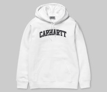 Hooded Yale Sweatshirt / Sweatshirt