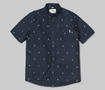 S/S Drop Cap Shirt / Hemd