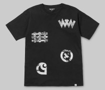 W' S/S Carrie Hobo Icons T-Shirt / T-Shirt