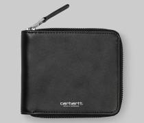 Leather Zip Wallet / Geldbeutel