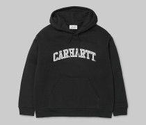 W' Hooded Yale Sweatshirt / Sweatshirt