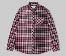 L/S Leon Shirt / Hemd