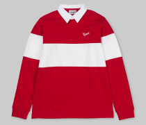 L/S Strike Rugby Polo / Poloshirt