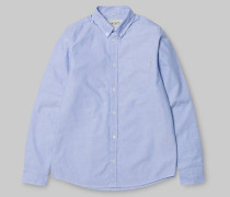 L/S Button Down Pocket Shirt / Hemd