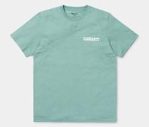 S/S College Script T-Shirt / T-Shirt