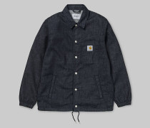 Denim Coach Jacket / Jacke