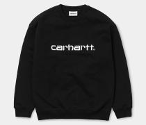 W' Carhartt Sweatshirt / Sweatshirt
