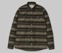 L/S Ethnic Shirt / Hemd