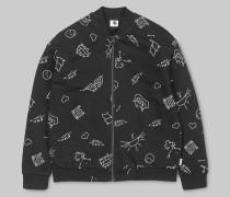 W' Kala Scribble Jacket / Jacke