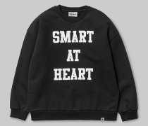 W' Eason Smart at Heart Sweatshirt / Sweatshirt