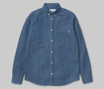 L/S Civil Shirt / Hemd
