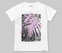 W' S/S Carrie Monstera T-Shirt / T-Shirt