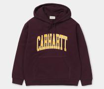 W' Hooded Division Sweatshirt / Sweatshirt