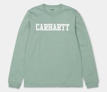 L/S College T-Shirt / T-Shirt