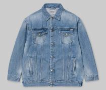 W' Trucker Jacket / Jacke