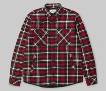 L/S Damon Shirt Jac / Hemd