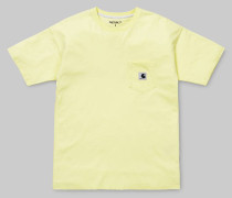 W' S/S Carrie Pocket T-Shirt / T-Shirt