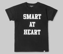 W' S/S Carrie Smart Heart T-Shirt / T-Shirt