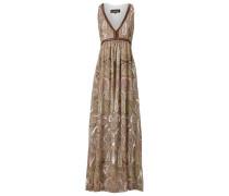 Langes Kleid Anarosy