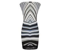 Grafisches Kleid Gluestis
