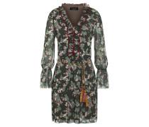 Langarm Kleid Zigea