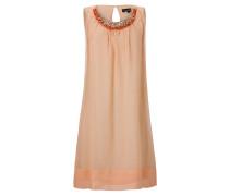 Black Label Rosa A-Linien Kleid No.43