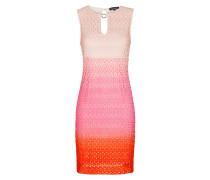 A-Linien Kleid Pink Fanny