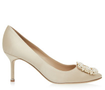 Hangisi 70 Pumps Pearl Satin