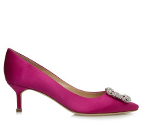 Hangisi 50 Pumps Fuchsia Satin