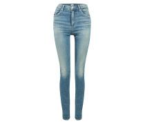 Carlie High Rise Sculp Skinny Jeans Miramar