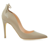 Vanity Pumps Almond