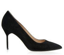 BB 90 Pumps Black Suede