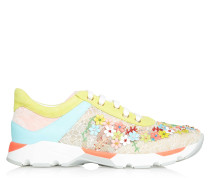 Low Top Sneaker Multi Lace Kid Flowers