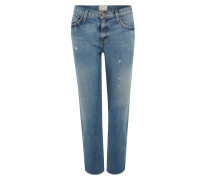 The Unrolled Fling Jeans Bombay Destroy