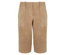 Gera Leder Shorts Warm Fawn