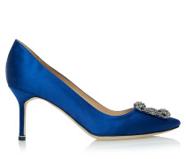 Hangisi 70 Pumps Royal Blue Satin FMC