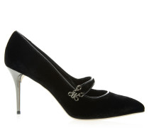 Gata High Heels Black