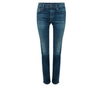 Agnes Slim Straight Jeans Euclid