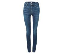 Carlie High Rise Skinny Jeans Seneca