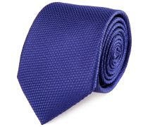 Seiden Krawatte Violett