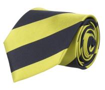 Krawatte Grün Blau Gestreift Gestreift