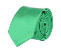 Extra Schmale Krawatte Grün