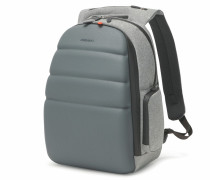 "NJ 13"" Backpack Grey Silver"